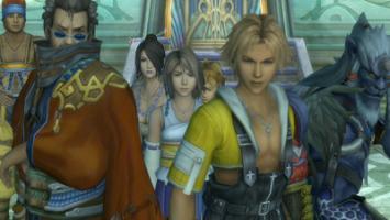 Final Fantasy 10/10-2 HD Remaster поддерживает кросс-сохранения
