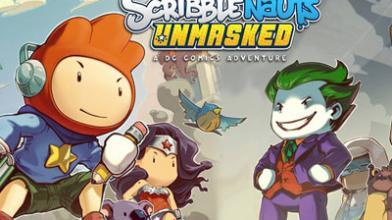 Scribblenauts Unmasked поступит в продажу в конце сентября
