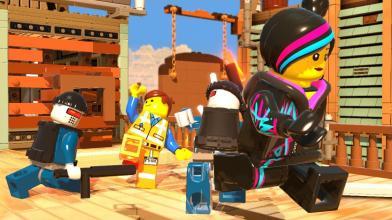 Игра по мотивам The LEGO Movie выйдет в следующем году