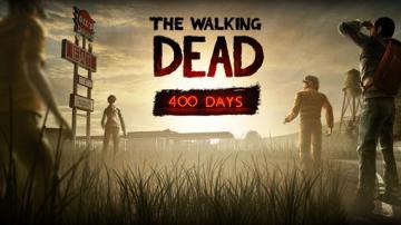 The Walking Dead: 400 Days. 400 дней скорби