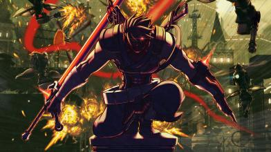 Capcom решила воскресить серию Strider. Новая игра выйдет в следующем году