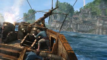 Assassin's Creed 4: Black Flag: новая презентация открытого мира Карибского бассейна
