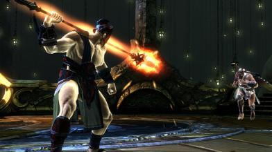 Sony выпустила набор оружия для кооперативного режима God of War: Ascension