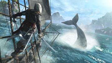 Assassin's Creed 4: Black Flag. И бутылка рома...