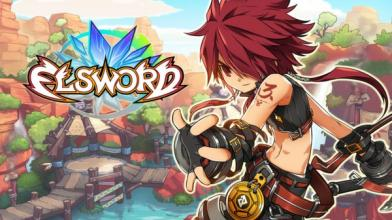 Манга-MMORPG Elsword вышла в сервисе Steam