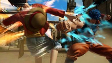 J-Stars Victory VS: трейлер нового аниме-файтинга от Namco Bandai