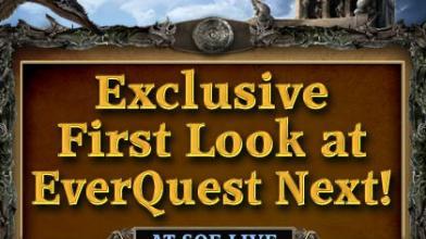 Полноценная презентация EverQuest Next состоится в ближайшую пятницу