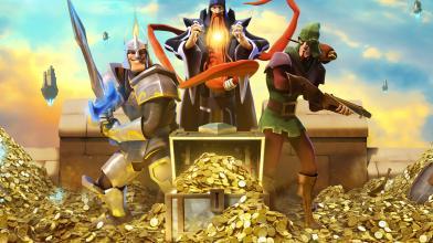 Субботний стрим: PlayGround.ru играет с пользователями сайта в The Mighty Quest for Epic Loot