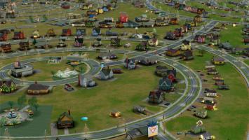 Maxis расширит систему создания дорог в SimCity