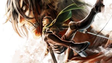 Attack on Titan станет игрой. Детали пока держатся в тайне