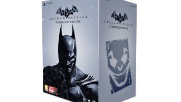 Batman: Arkham Origins. Коллекционное издание