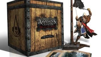 Assassin's Creed 4: Black Flag. Трейлер коллекционного издания