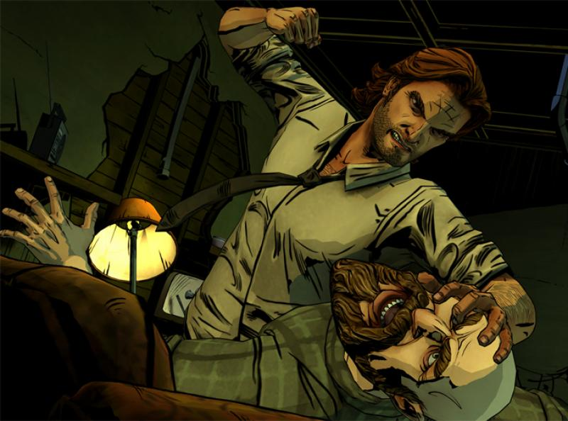 The Wolf Among Us – первый трейлер от Telltale Games