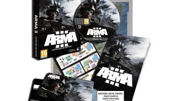 Bohemia Interactive показала Arma 3: Deluxe Edition