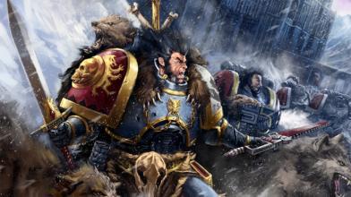 Warhammer 40.000: Space Wolf – новая карточная игра в сеттинге W40K от российской студии