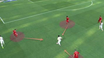 Pro Evolution Soccer 2014 – новые ролики из цикла «Обучение»