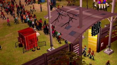 Sony представила «симулятор организации концертов» Big Fest