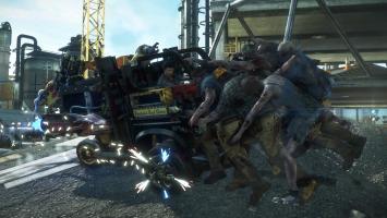 В Dead Rising 3 средства передвижения превратятся в оружие