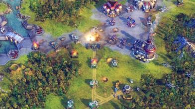 Стратегия Battle Worlds: Kronos выйдет в ноябре