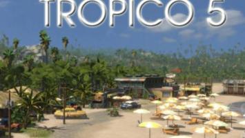 Tropico 5 – обновленная информация и первые скриншоты