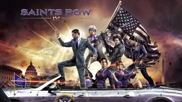 Saints Row 4. Святые угодники!