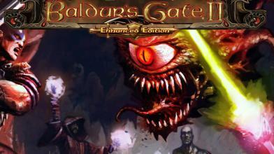 Baldur's Gate 2: Enhanced Edition выйдет в ноябре