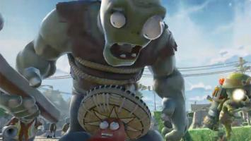 В Plants vs Zombies: Garden Warfare не будет одиночного режима
