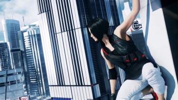 Как Mirror's Edge могла бы выглядеть в реальности? Видео