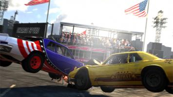 Codemasters выпустила трейлер режима Demolition Derby из Grid 2