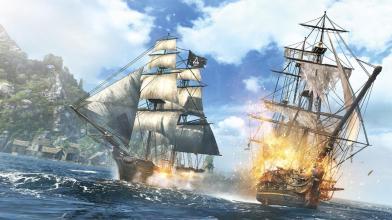 Assassin's Creed: Pirates – игра про морские сражения для iOS и Android