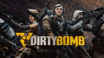 Про-геймеры играют в Dirty Bomb