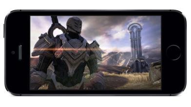 Apple анонсировала iPhone 5C и iPhone 5S. Epic Games показала Infinity Blade 3