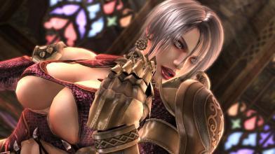 SoulCalibur: Lost Swords – условно-бесплатный файтинг для PlayStation 3