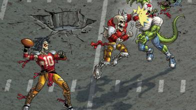 Авторы Mutant League Football запустили Kickstarter-кампанию