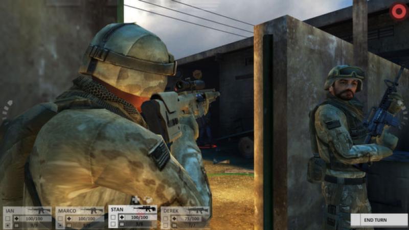 Arma Tactics выйдет на персональных компьютерах в следующем месяце