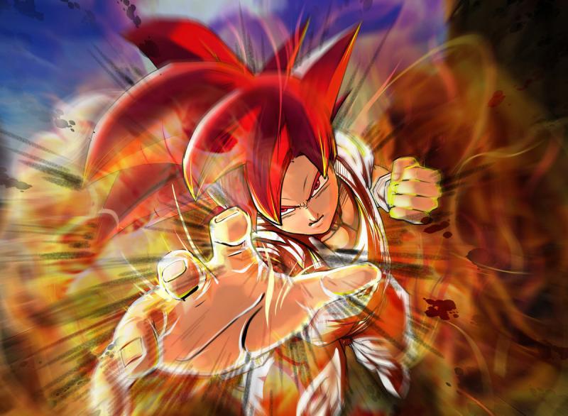 Dragon Ball Z: Battle of Z выйдет на Западе в начале следующего года