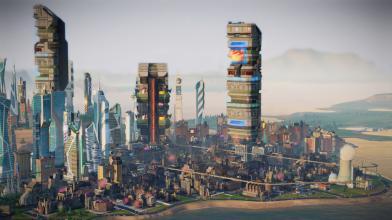 SimCity: Cities of Tomorrow поступит в продажу 12 ноября