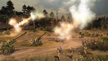 Мультиплеер Company of Heroes 2 обзавелся двумя бесплатными картами