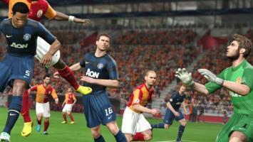 В Pro Evolution Soccer 2014 появился мультиплеер