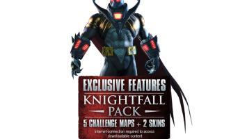Knightfall Pack выступит в качестве эксклюзива для PS3-версии Batman: Arkham Origins