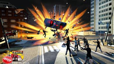 Truck Stop – новая гоночная аркада от одного из авторов Burnout