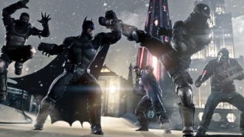 В Batman: Arkham Origins появился высокий уровень сложности