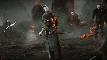 Dark Souls 2: видео с бета-тестирования