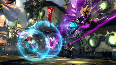 Ratchet & Clank: Nexus поступит в продажу в следующем месяце