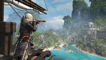 В Assassin's Creed 4: Black Flag будет около пяти часов «современного» контента
