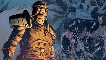 Комикс Dark Souls 2: Into the Light выйдет в январе