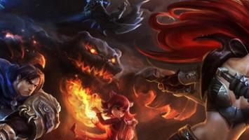 League of Legends: Supremacy – коллекционная карточная игра от Riot Games