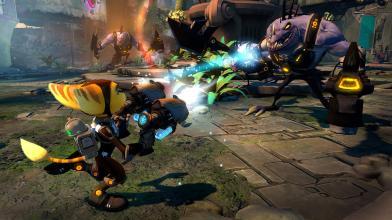Ratchet & Clank: Nexus выйдет в Европе 20 ноября