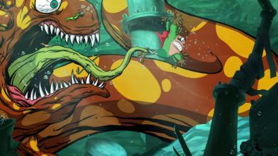 Kickstarter собирает деньги на возрождение Boogerman