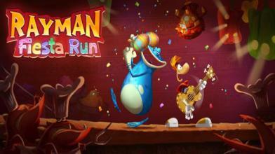 Rayman Fiesta Run поступит в продажу 7 ноября